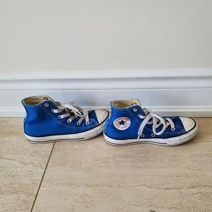 Converse All Star Little Boys shoes size 1…